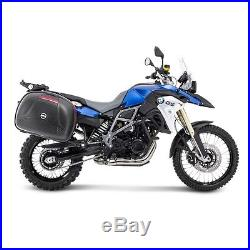 Set de valises latérales moto Honda Africa Twin XRV 750 96-02 Givi E460N 46l