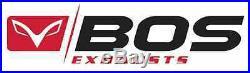 Silencieux Bos Desert Fox Black Honda Crf 1000 L Africa Twin 2016/17/18