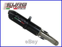 Silencieux GPR Pandemonium Carbone Honda CRF 1000 L Africa Twin 2015-2016 Neuf