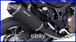 Silencieux Remus Okami Inox Sw Honda CRF1000L Africa Twin 2017 Slip-O