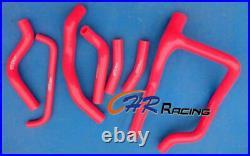 Silicone radiator hose for HONDA XRV750 XRV 750 AFRICA TWIN BLUE