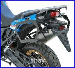 Support valises laterales pour Honda Africa Twin CRF 1000 L 18-19 et sacoches