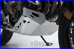 Sw-Motech protection moteur argenté HONDA CRF 1000 L AFRICA TWIN 15