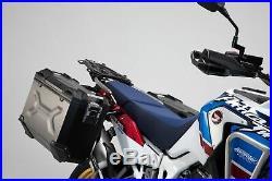 Sw-motech Pro Support Latéral Offroad-Version Noir Honda Africa Twin /Adv Spor