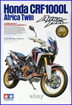 Tamiya 16042 Honda CRF1000L Africa Twin 1/6 scale kit