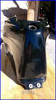 Tank fuel petcock reservoir Honda XRV 750 africa twin RD07