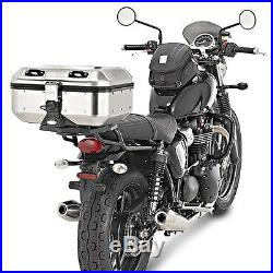 Top Case Givi DLM30A Honda Africa Twin CRF 1000 L Monokey 30l argent
