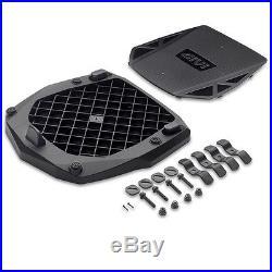 Top Case Givi Honda Africa Twin XRV 650 V56N Monokey noir