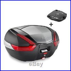 Top Case Honda Africa Twin XRV 750 Monokey V47N noir