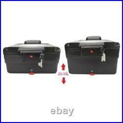 Top Case pour Honda Africa Twin 1100 / CRF 1000 L Bagtecs Vario SL