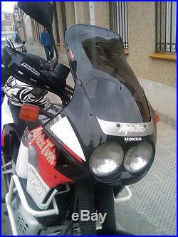 Tourenscheibe PB Honda XRV750 AFRICA TWIN L. M. N 89-92 RD04 leicht getönt