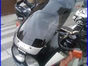 Tourenscheibe PB Honda XRV750 AFRICA TWIN L. M. N 89-92 RD04 stark getönt