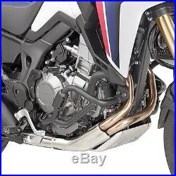Tubulaire pare-moteur Givi TN1144 Honda Africa Twin 16-17 protection moteur