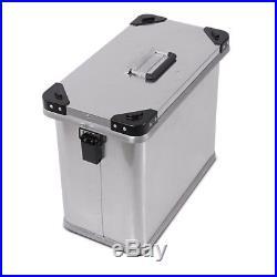 Valise Latérale aluminium Honda Africa Twin XRV 650 / 750 Bagtecs 34l