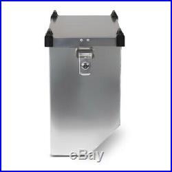 Valises Latérales alu 2x36l + kit 16mm pour Honda Africa Twin XRV 650/ 750