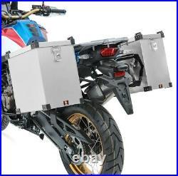 Valises latérales alu pour Honda Africa Twin CRF 1000 L 18-19 Namib 40l support